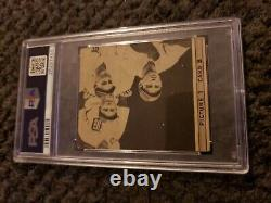 1935 Goudey 4 In 1 #1b Jimmie Foxx Hall Of Fame. Graded Psa 3 Mk