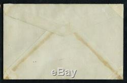 1939 Baseball Hall Of Fame First Day Cover Ruth Cobb Signed 13 Autos Holy Grail