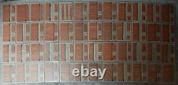1972 Topps Baseball Complete Hall of Fame Player Card Set 48 Cards in All