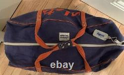 1986 Mets Game Used MLB Hall of Fame Gary Carter Catchers Bag game used