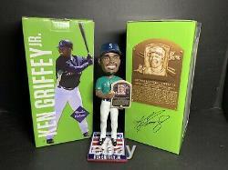 2016 Ken Griffey Jr National Baseball Hall Of Fame Bobblehead LIMITED EDITION