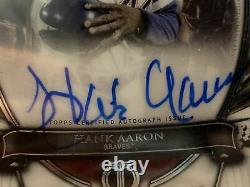2017 Topps Tribute Hank Aaron Autograph Hall Of Fame Auto 17/25