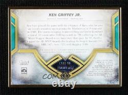 2020 Transcendent Hall Of Fame Edition Variation /25 Ken Griffey Jr Auto HOF