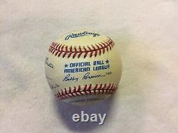 500 Home Run Club Autographed Baseball 11 Hall Of fame Signatures JSA/COA