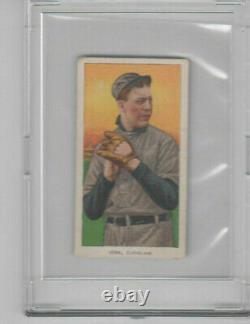 ADDIE JOSS 1909-11 T206 Sweet Caporal Tobacco card Hall of Fame 2nd lowest ERA