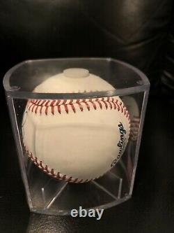 Albert Pujols Signed Autographed Official MLB Baseball Hall of Fame All Star