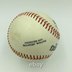 Beautiful Casey Stengel Hall Of Fame Single Signed Baseball With JSA COA