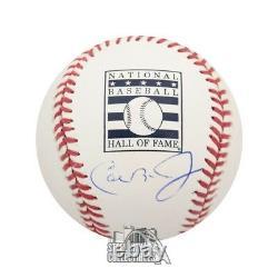 Cal Ripken Jr Autographed Hall of Fame Official MLB Baseball MLB Hologram