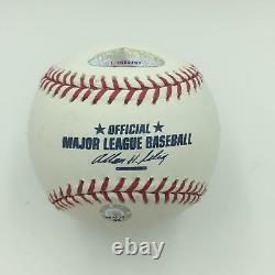 Cal Ripken Jr. HOF 2007 Signed Hall Of Fame Baseball MLB Authenticated Hologram