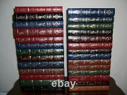 Easton Press Baseball Hall of Fame Library in 27 vols (complete)