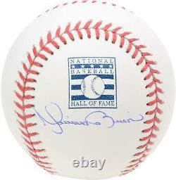 Mariano Rivera New York Yankees Autographed Hall of Fame Logo Baseball