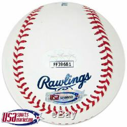Mariano Rivera New York Yankees Signed HOF 2019 Hall of Fame Baseball JSA Auth