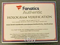 Mariano Rivera signed Hall of Fame logo baseball HOF 2019 Fanatics and MLB holo