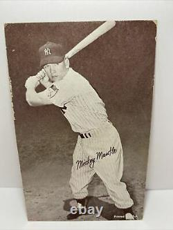 Mickey Mantle Baseball's Great Hall Of Fame Exhibits