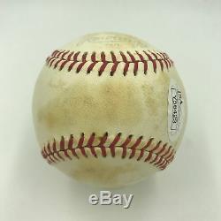 Mickey Mantle Hall Of Fame 1974 Signed American League 1970's Baseball JSA COA