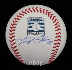 Miguel Cabrera Detroit Tigers Autographed & Authenticated Hall of Fame Baseball