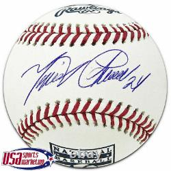 Miguel Cabrera Tigers Signed Autographed Hall of Fame Baseball JSA Auth