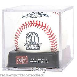 Mike Piazza New York Mets Hall Of Fame Official Game Baseball 9/29/13 Rare