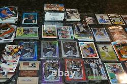 Nice Baseball Star & Hall Of Fame Rookie Card Collection! Must See