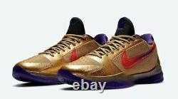 Nike Kobe 5 Protro Undefeated Hall of Fame Size 11 Confirmed Order