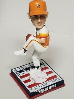Nolan Ryan HOF Houston Astros Bobblehead Hall Of Fame FOCO ONLY 216 Bobble Head