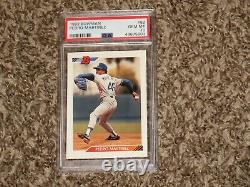 Pedro Martinez 1992 Bowman Rookie Card RC #82 Hall of Fame HOF PSA 10 GEM MINT
