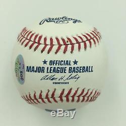 Rare Bob Murphy Hall Of Fame 1994 Signed MLB Baseball New York Mets SGC COA