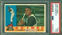 Roberto Clemente 1960 Topps #326 PSA 7 Hall of Fame Legend / 3,000 Hits