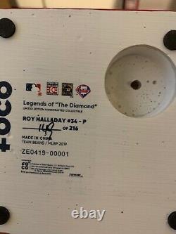 Roy Halladay Philadelphia Phillies Baseball Hall of Fame Ltd Ed Bobblehead /216