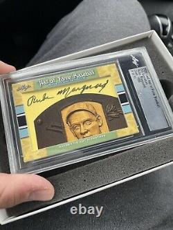 Rube Marquard Vintage Original Cut Autograph Hall Of Fame Pitcher MUST L@@K /11