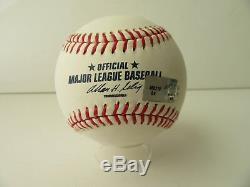Sandy Koufax Autographed Hall Of Fame Upper Deck Baseball 423/500 COA UDA New