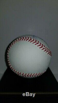 Sandy Koufax Los Angeles Dodgers Autographed Baseball with Hall of Fame Logo