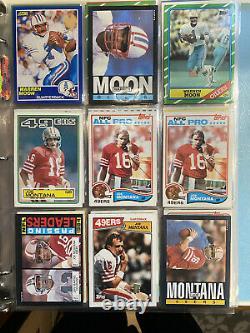 Sports Card Lot MASSIVE A Rodriquez, Griffey Jr, M Jordan, ALL Hall Fame ROOKIES