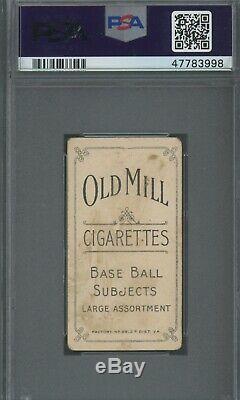 T206 Christy Mathewson Dark Cap PSA 1.5 Old Mill Hall of Fame/Nice Card
