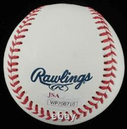 Tom Glavin Signed OML Hall of Fame Logo Baseball Inscribed HOF 2014