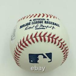 Tommy Lasorda Hall Of Fame 1997 Signed Inscribed Major League Baseball JSA COA