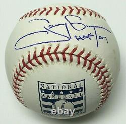 Tony Gwynn Signed Hall Of Fame Major League Baseball MLB HOF 07 BAS C13528