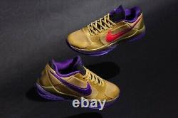 Undefeated x Nike Kobe 5 Protro Hall of Fame Size 11 Confirmed Order