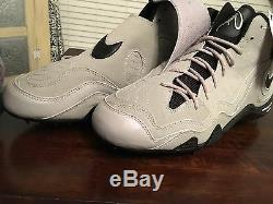 Vintage Nike Air Griffey Metal Baseball Cleat PROMO Sample 1998 PE Hall of Fame
