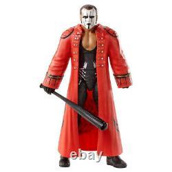 Wwe Elite Hall Of Fame Sting Figure The Vigilante Exclusive Hof 2016 Wcw